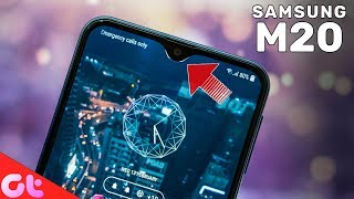 TOP 10 Samsung M20 Tips and Tricks | BEST Hidden Features | GT Hindi