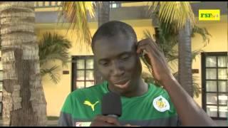 Eliminatoires CAN 2015 | Réaction de Momo Diamé après le match Sénégal // Tunisie