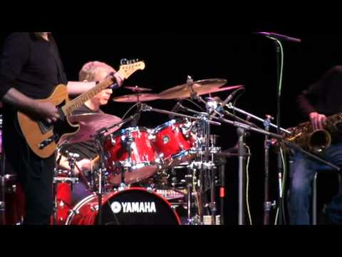 Mike Stern Dave Weckl Richard Bona Bob Malach in Bulgaria