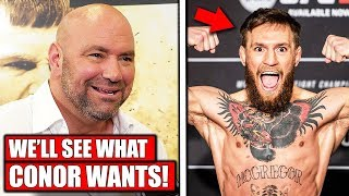 Dana White hints Khabib vs McGregor rematch may happen before Ferguson gets a title shot, Ben Askren