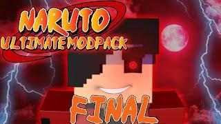 Naruto Ultimate Modpack FINAL (Minecraft Naruto Mod) || LET US DO BATTLE!