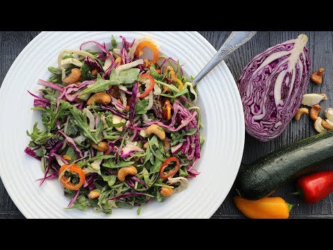 Դդմիկով Աղցան - Zucchini Salad Recipe - Heghineh Cooking Show in Armenian