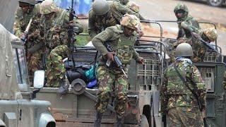 Gov't orders immediate withdrawal of KDF in S. Sudan