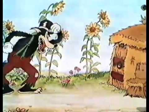 Walt Disney - Les Trois Petits Cochons (Fr) - une vido Cinma.mp4