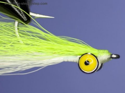 Fly Tying - Clouser Minnow