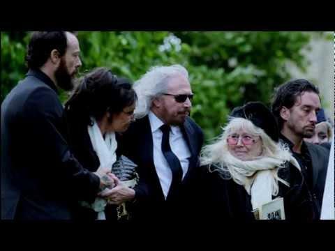 Farewell: Robin Gibb Funeral