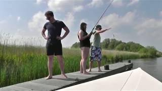 FAMILIE Friesland boottocht