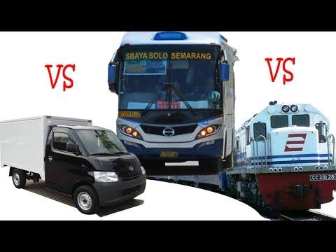 Download Lagu Sugeng Rahayu VS Mobil Box Gak mau ngalah plus Bis Mira (gila) MP3 Free