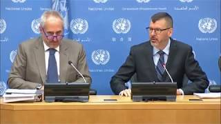 State of the World Population 2017 Report - Press Conference (17 October 2017)