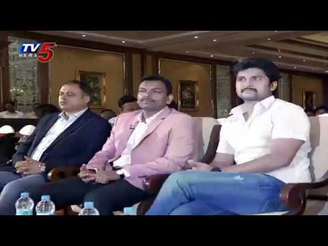 Hero Nani Entry @ Bigg Boss Telugu Season 2 Press Meet || Hero Nani || #BiggBossTelugu || TV5 News