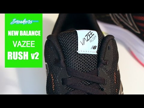 New Balance Vazee Rush v2 ¿Zapatillas running o Sneakers? ¡Preciosas!