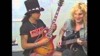 Guns n Roses 90's Interviews Part 3