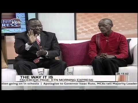 The way it is: Morning Express discussion with Ambrose Weda and Agostinho Neto {Part 2}
