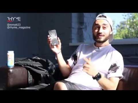 Мот показал и рассказал, что у него в рюкзаке   RHYMEMAG.COM