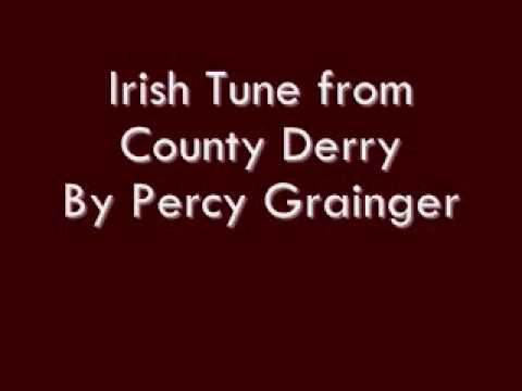 Irish Tune from County Derry