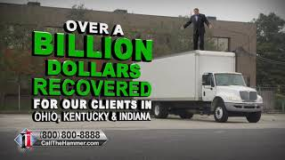 Big Truck Ohio - Delivery Truck Accident Commercial :15 - Isaacs & Isaacs