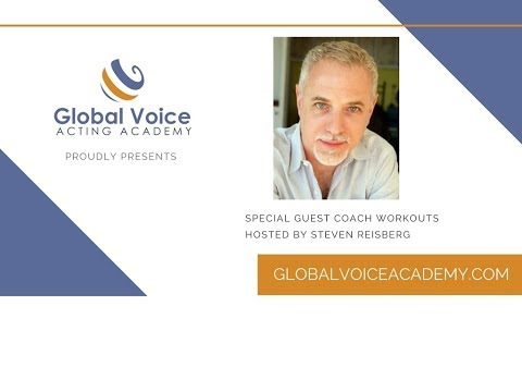 GVAA Coach Interview Series: Celebrity Voice Coach Steven Reisberg!