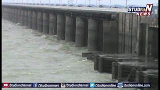 Water Flow Increased At SRSP | Nizamabad