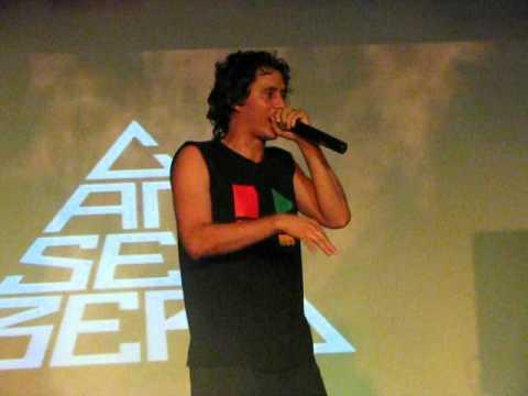 Es epico + Freestyle - Canserbero Lima 09 sept