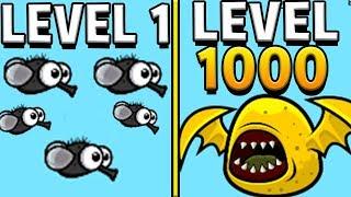 ANIMAL EVOLUTION IN SPACE - FlyOrDie.IO