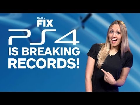 PS4 Breaks Sales Records & Lohan Sues Over GTA 5 Likeness??- IGN Daily Fix 12.02.13