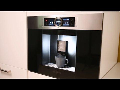 Bosch CTL636ES1 Indbygningskaffemaskine