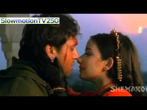 Manisha Koirala Hot Kiss From Maharaja Repeatmotion video