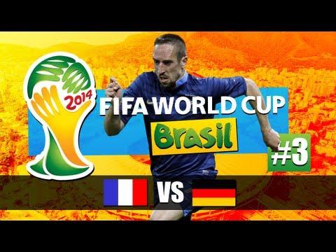 FIFA 13 | En route pour le Brésil 2014 #3 | France - Allemagne