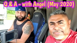 Q&A With TNT Student Angel - May 2020