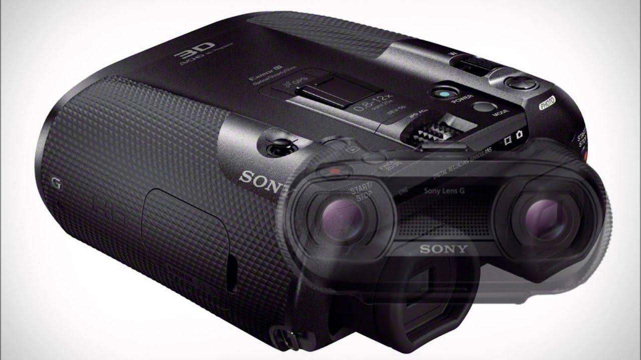 Sony Recording Binoculars Sony Dev-50v Dvr Binoculars