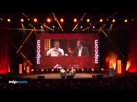 Keynote: Simon Cowell - MIPCOM 2014 Personality of the Year