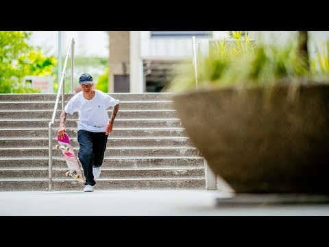 Spencer Hamilton Welcome To Primitive Skate