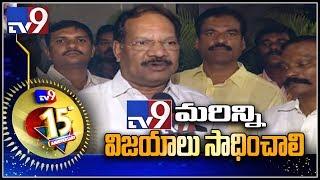Nakka Ananda Babu congratulates for completing 15 years