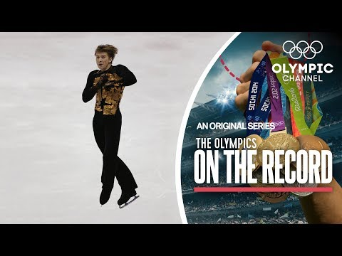 Cover Lagu The Jump that Changed Figure Skating Forever | Olympics on the Record