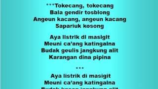 Download Lagu Lagu dan Tari Nusantara: TOKECANG - Lagu Anak Gratis STAFABAND