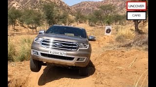 ENDEAVOUR 2019 FACELIFT | OFF ROADING | CITY DRIVE | FULL REVIEW