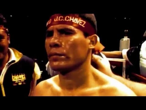 Julio Cesar Chavez Career Highlights