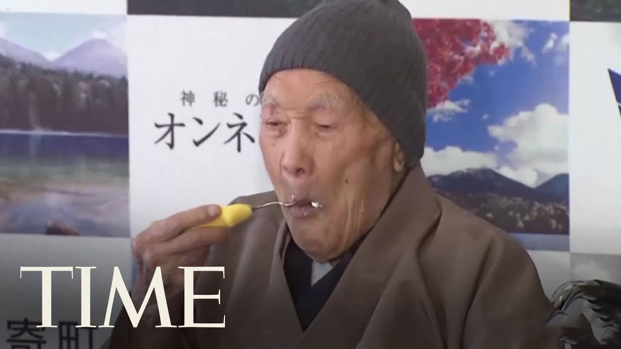 The Key To Longevity For The World's Oldest Person Alive? Sumo Wrestling And Hot Springs | TIME