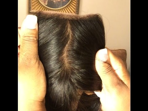 Queen Weave Beauty LTD Silk Based Closure