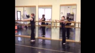 Ribbon Mill Ballet Barre