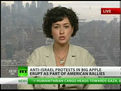 Anti-Israeli deadly attack protests storm the US