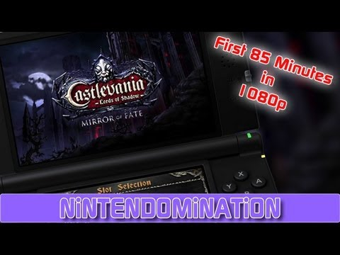 Castlevania: Mirror of Fate, primeiros 85 minutos