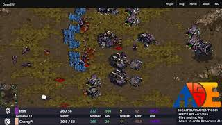 AIIDE'17 3/7 CherryPi vs IronBot