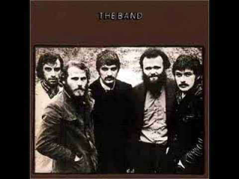 Band - King Harvest Has Surely Come