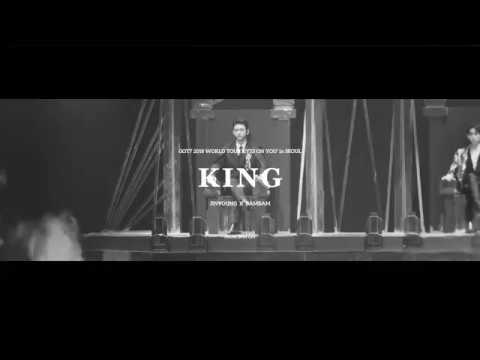 [4K] 180505-180506 KING (GOT7 진영 JINYOUNG)