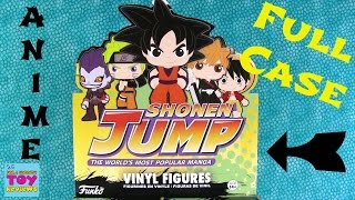 Best Of Anime Series 2 Shonen Jump Funko Mystery Minis Blind Bag Opening   PSToyReviews