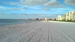 Beach Front in South Beach at Marco Island Florida Beach