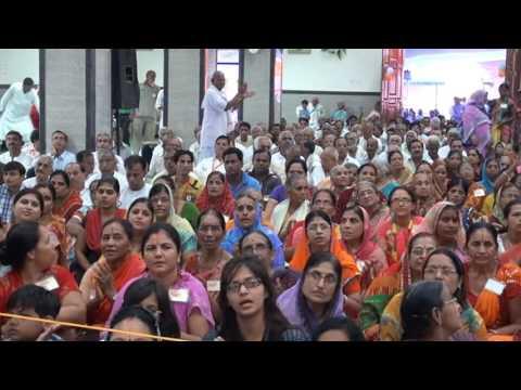 Chitrakoot Ram Katha Day 5 27 08 2012 Part 1 by Bhoodevacharyaji