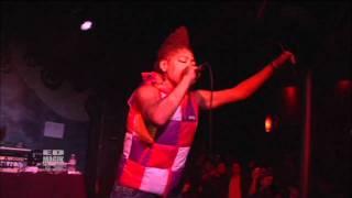 Medusa (Underground Rap Lyricist) Performance at Dragonfly for Elemental