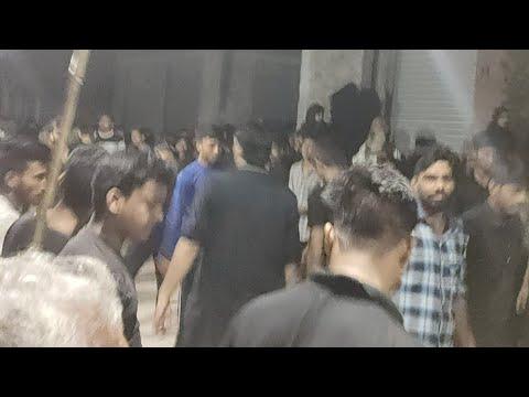 9 Mohrram 2019 Julus-e-Aza (Janabe Ali Asghar) Live Jogipura India
